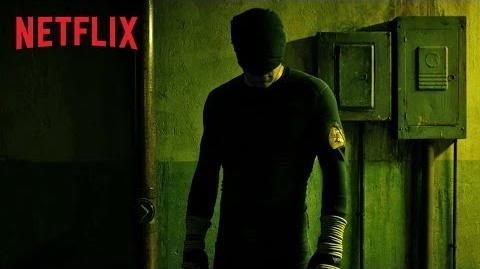 Marvel - Daredevil - Escena de la pelea en el pasillo - Netflix HD