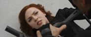 Natasha habla con Clint
