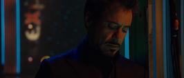 Stark viendo su envenenamiento