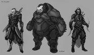 Thor The Dark World 2013 concept art 40