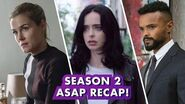 Marvel's Jessica Jones Season 2 in under 4 minutes! Earth's Mightiest Show