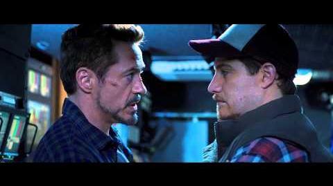 """Marvel España Iron Man 3 Spot TV """"Blast"""""""