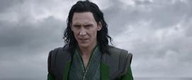 Loki trata de negociar con Hela