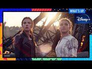 Marvel Studios' Black Widow - What's Up, Disney Plus