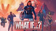 What If...? New Disney+ Banner 4K