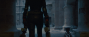 Natasha buscando a Ultron