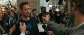 Stark amenaza al Mandarín