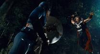 Thor vs Cap