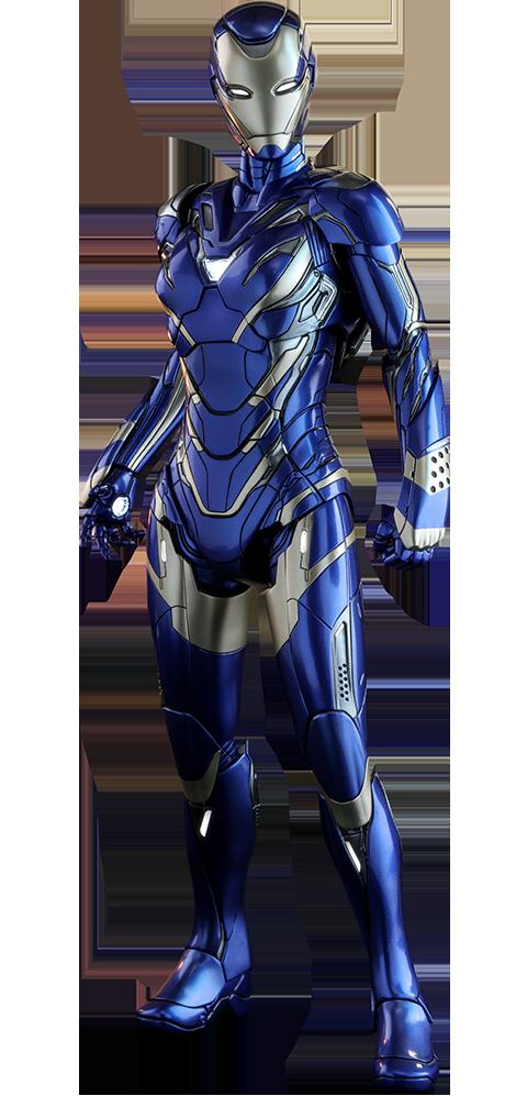 Armadura de Iron Man: Mark XLIX
