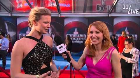 Emily VanCamp Discusses Sharon Carter's Role in Marvel's Captain America Civil War