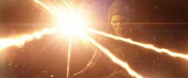 Glaive reflecta el rayo de Visión