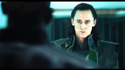The Avengers Los Vengadores - Escena de Loki en prisión (Doblado)