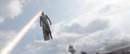 Visión detiene al equipo de Capitán América