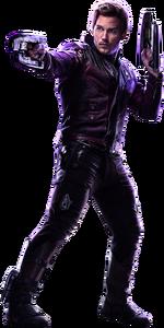 AIW - Star-Lord Perfil