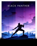 Bluray Box - Black Panther
