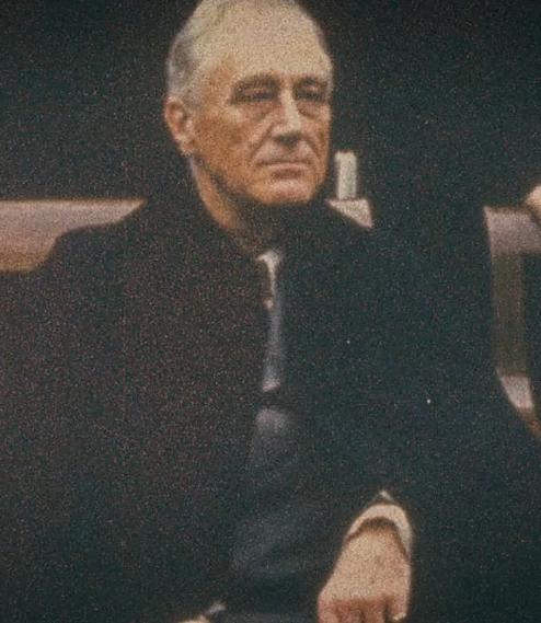 Франклин Д. Рузвельт