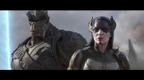 Marvel's Avengers Infinity War Bonus Trailer