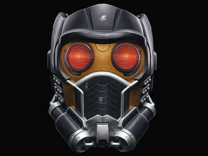 Star-Lord's Helmet