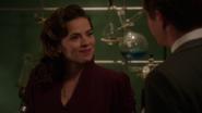 Carter y Jarvis hablan de Ana