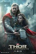 Thor & Jane TDW Poster