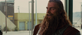 Volstagg invita a Thor a Asgard