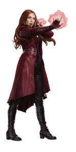 Infinity War - Promo de Bruja Escarlata
