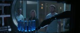 CM Post-créditos - Banner se reúne con Rogers y Romanoff