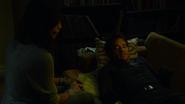 Murdock es atendido por Claire
