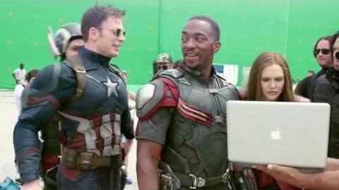 The Making of Team Cap – Marvel's Captain America Civil War