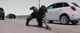 Winter Soldier en Combate