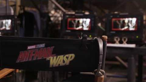 """""""Ant-Man & The Wasp"""" Now In Production"""