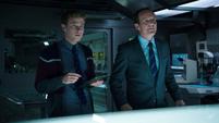 Fitz y Coulson encuentran a Amador