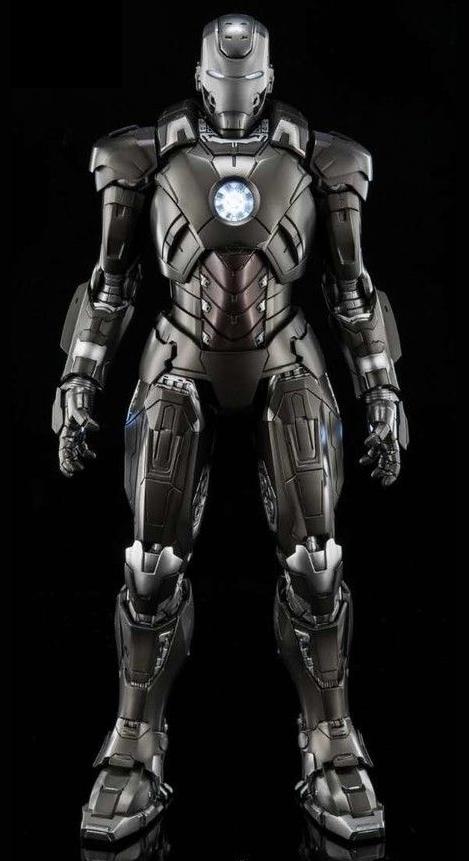 Armadura de Iron Man: Mark XIV
