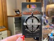 WandaVision Limited Release pins at Disney Resort 02
