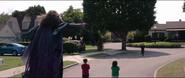 Agatha chokes kids