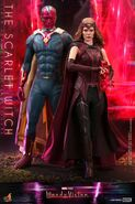 Hot Toys Scarlet Witch and Vision