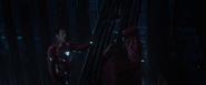 Iron Man & Cloak of Levitation