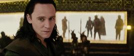 Loki en prision