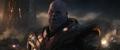 Thanos amenaza con destruir la Tierra