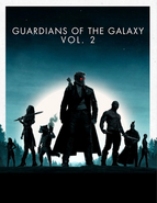 Bluray Box - Guardians of the Galaxy Vol. 2