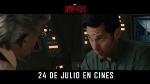 Marvel España Ant-Man Spot 'Scott'