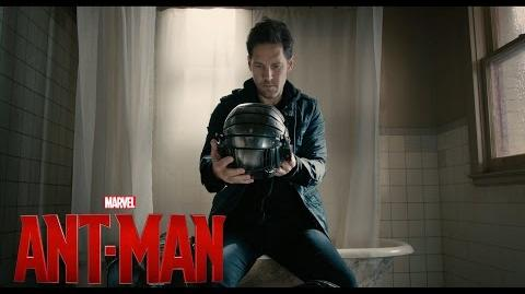 Meet Hank Pym from Marvel's Ant-Man