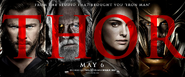 Thor characters banner