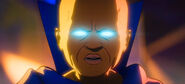 Uatu realizes that he was discovered by Ultron1
