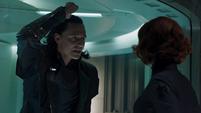 Loki y Natasha
