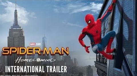SPIDER-MAN HOMECOMING - International Trailer 2