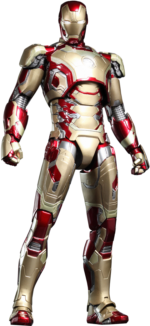 Armadura de Iron Man: Mark XLII