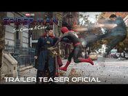 Spider Man Sin Camino A Casa - Tráiler Oficial Subtitulado