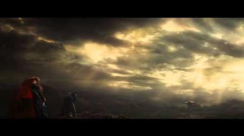 Thor Un Mundo Oscuro - La Historia