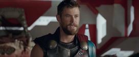 Thor habla con la Valquiria